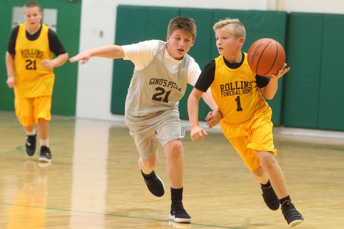 Photos: Youth Basketball at C-K Community Center
