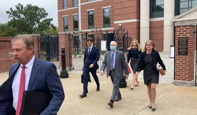 Utility Executive Charged
