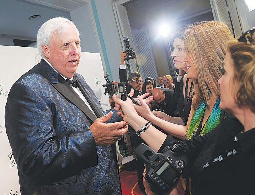 Classic inaugural ball to get new spin at The Greenbrier