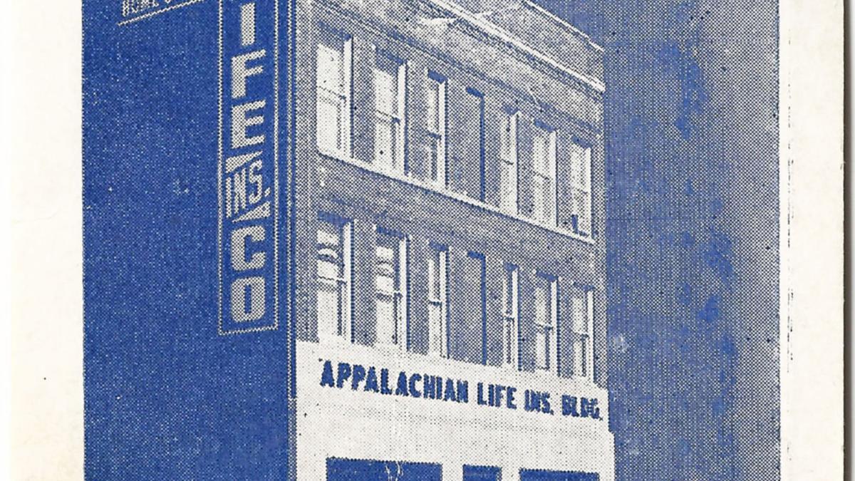 Lost Huntington: Appalachian Life Insurance