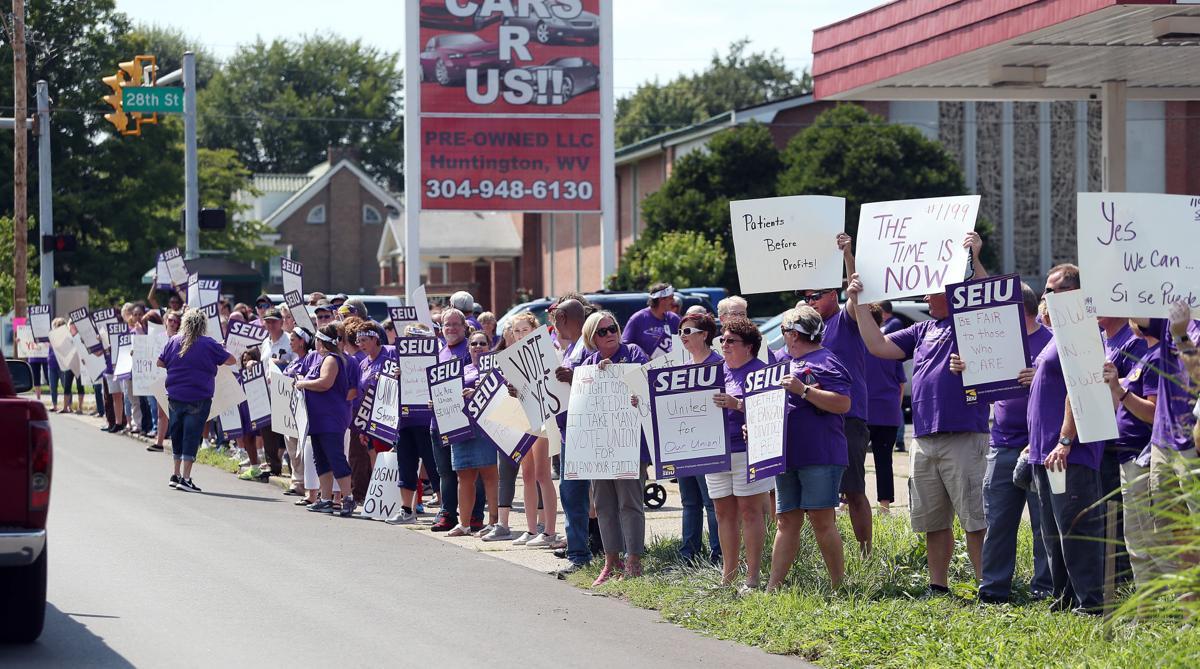 St  Mary's, SEIU clash over unionizing efforts | News