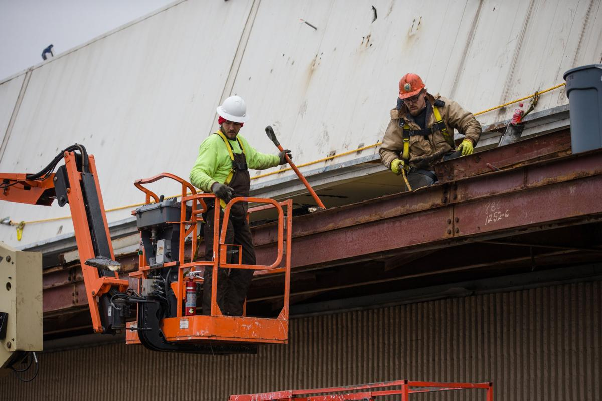 Former Kmart location being renovated for new Big Lots store