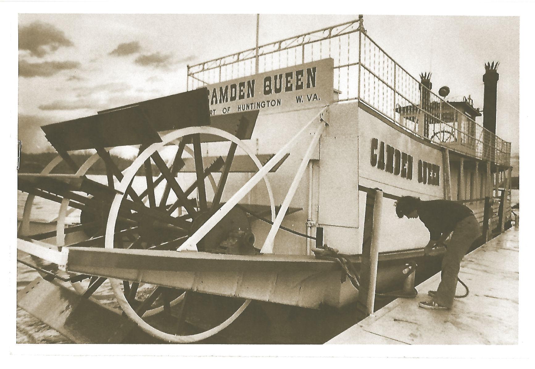 Lost Huntington: The 'Camden Queen'