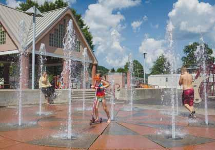 Tri-State advised to cool off as heat, humidity settle in