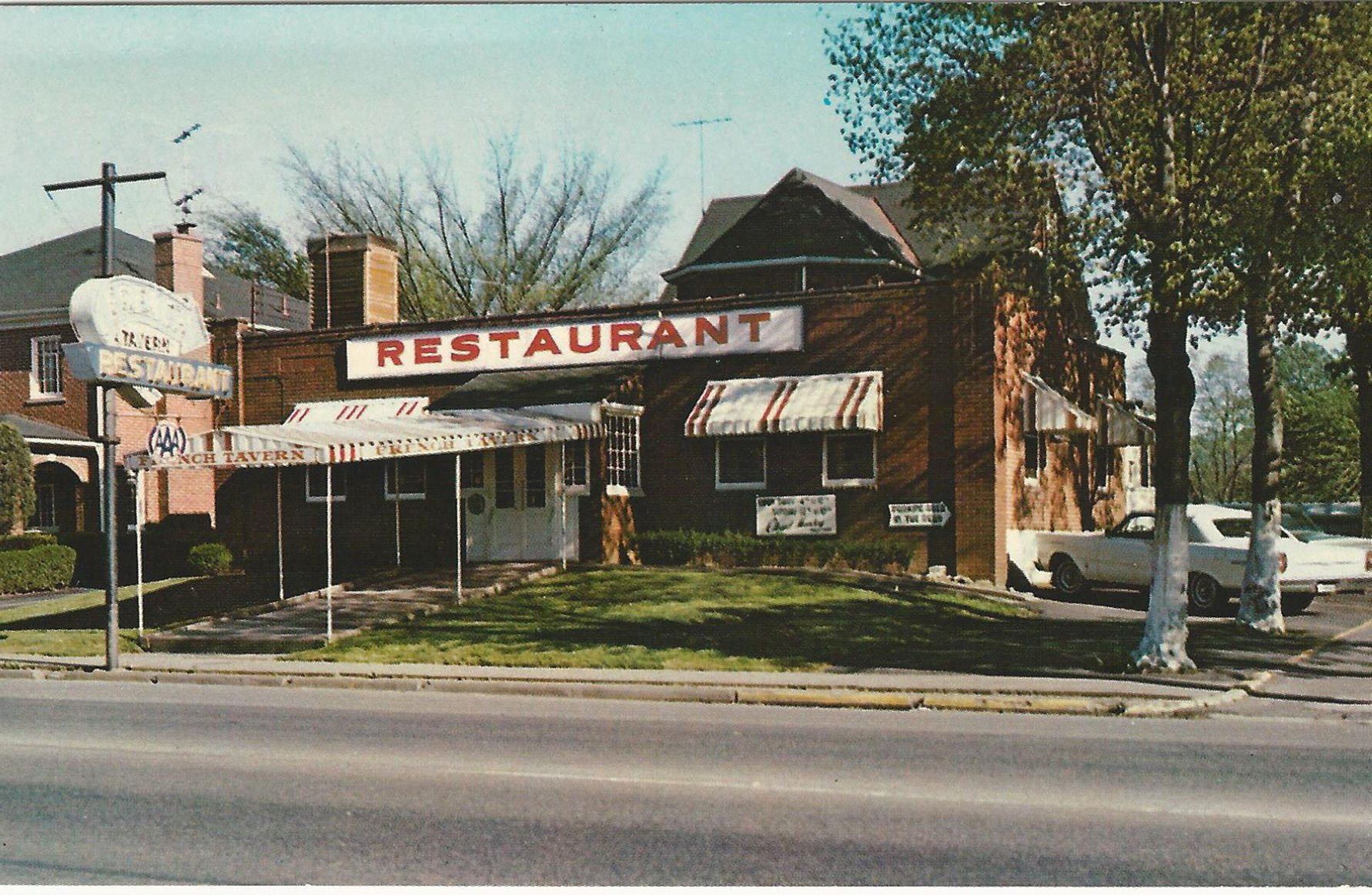 Lost Huntington: The French Tavern