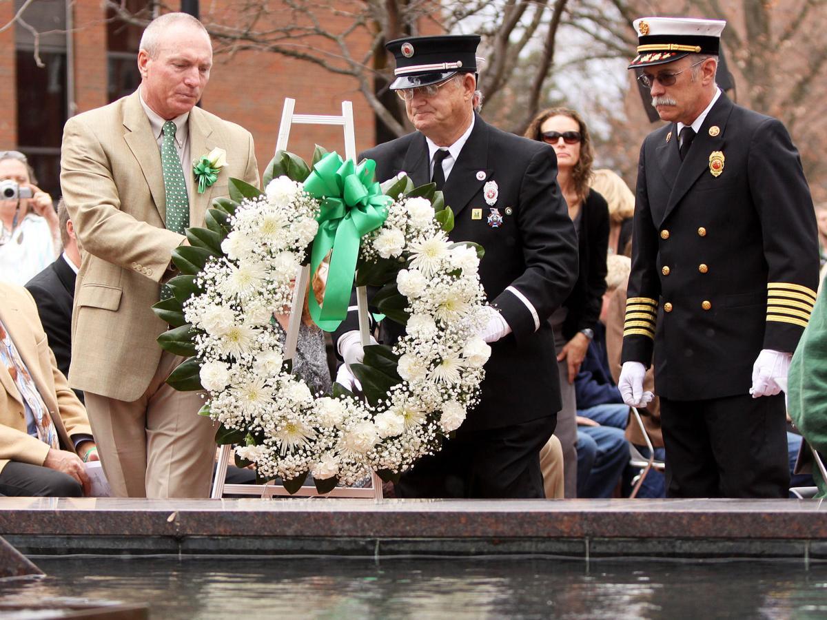 Gallery: Marshall Memorial Service 2011
