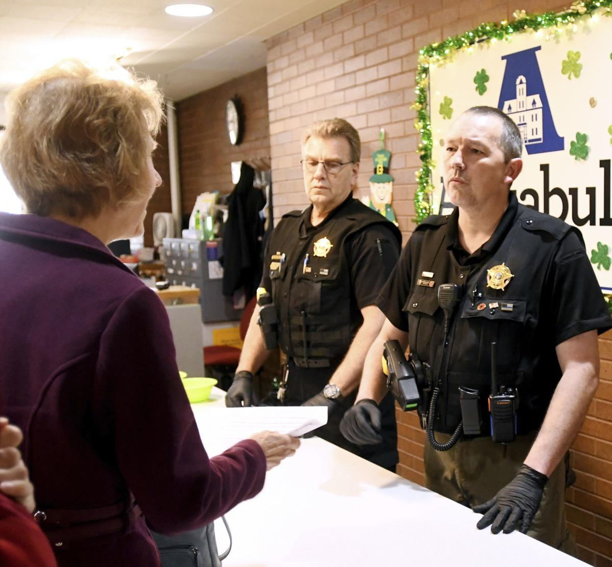 Officials Taking Steps To Reduce County Jail Populations Coronavirus Herald Dispatch Com