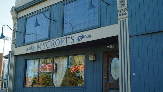 Lost Huntington: Mycroft's Bar and Grill