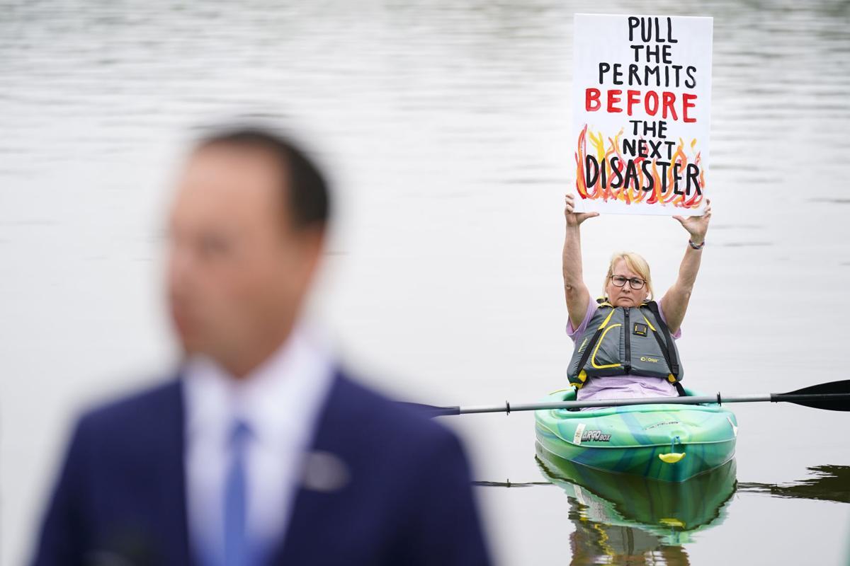 Gas Pipeline Investigation