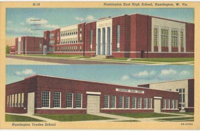 Lost Huntington East High School