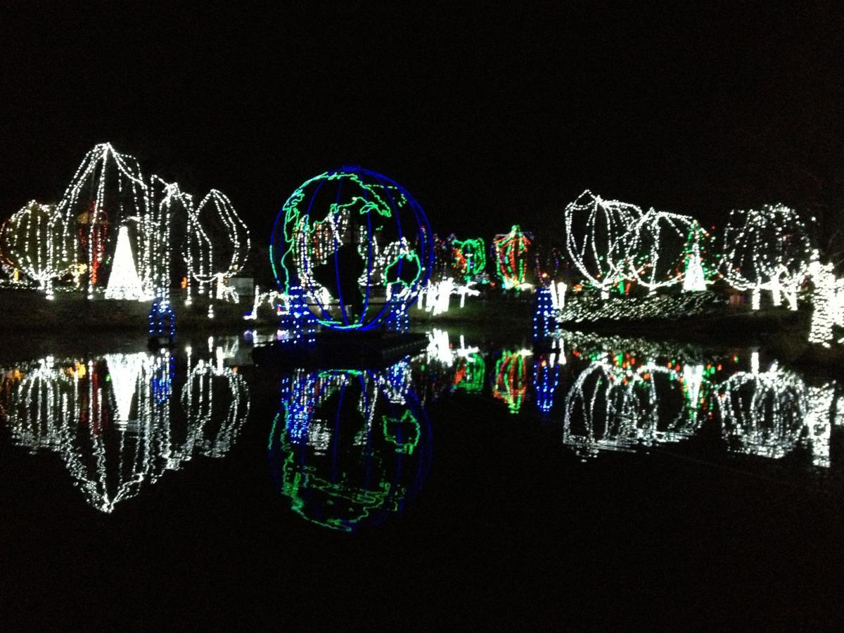 Seasonal light displays attract visitors | Recent News | herald ...