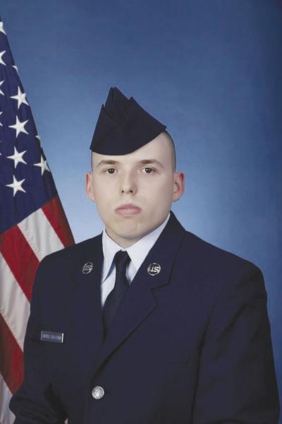 Pritchard graduates Air Force basic training   Ohio News   herald