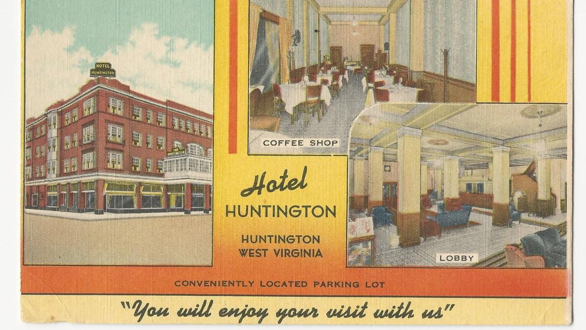 Lost Huntington: The Hotel Huntington