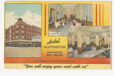 Lost Huntington The Hotel