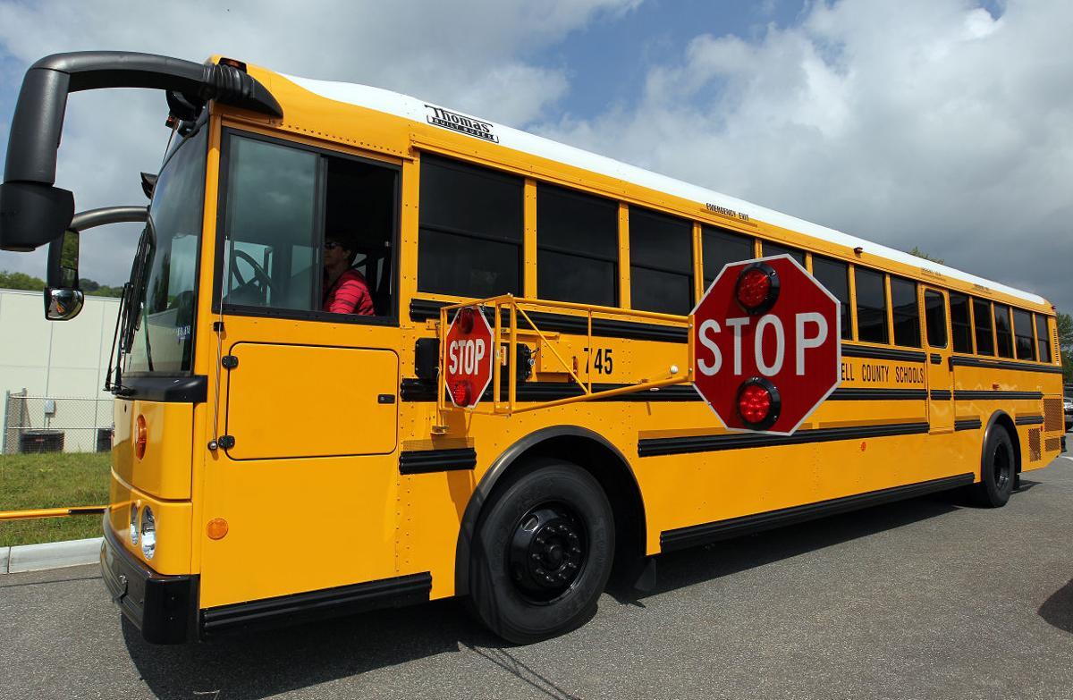 WV Senate passes school-bus stop-sign bill