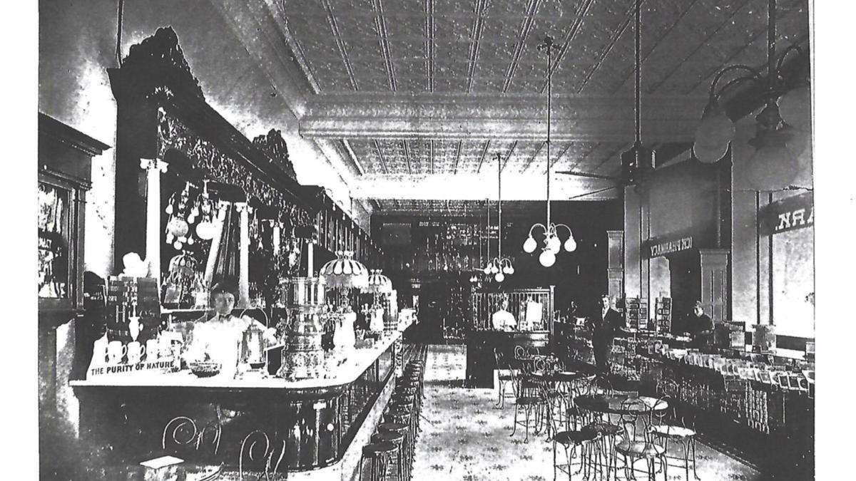 Lost Huntington: Frederick Pharmacy