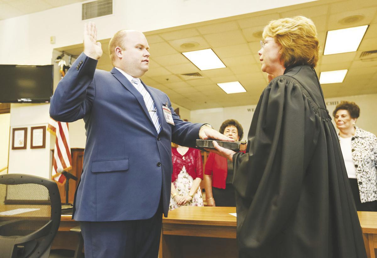 New Cabell County Schools superintendent sworn in