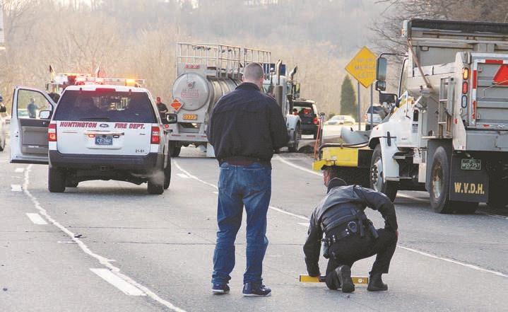 Driver in fatal I-64 wreck went wrong way 11 miles | | herald