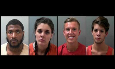 Four arrested after 'blue heroin' injures HPD officers | Recent News