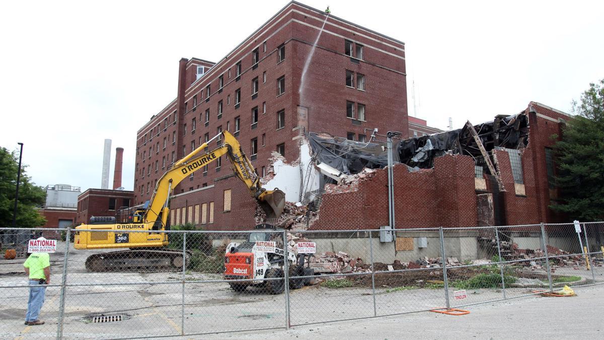 Lost Huntington: Old St. Mary's Nursing School