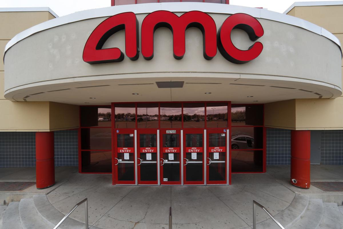 AMC Theaters Opening