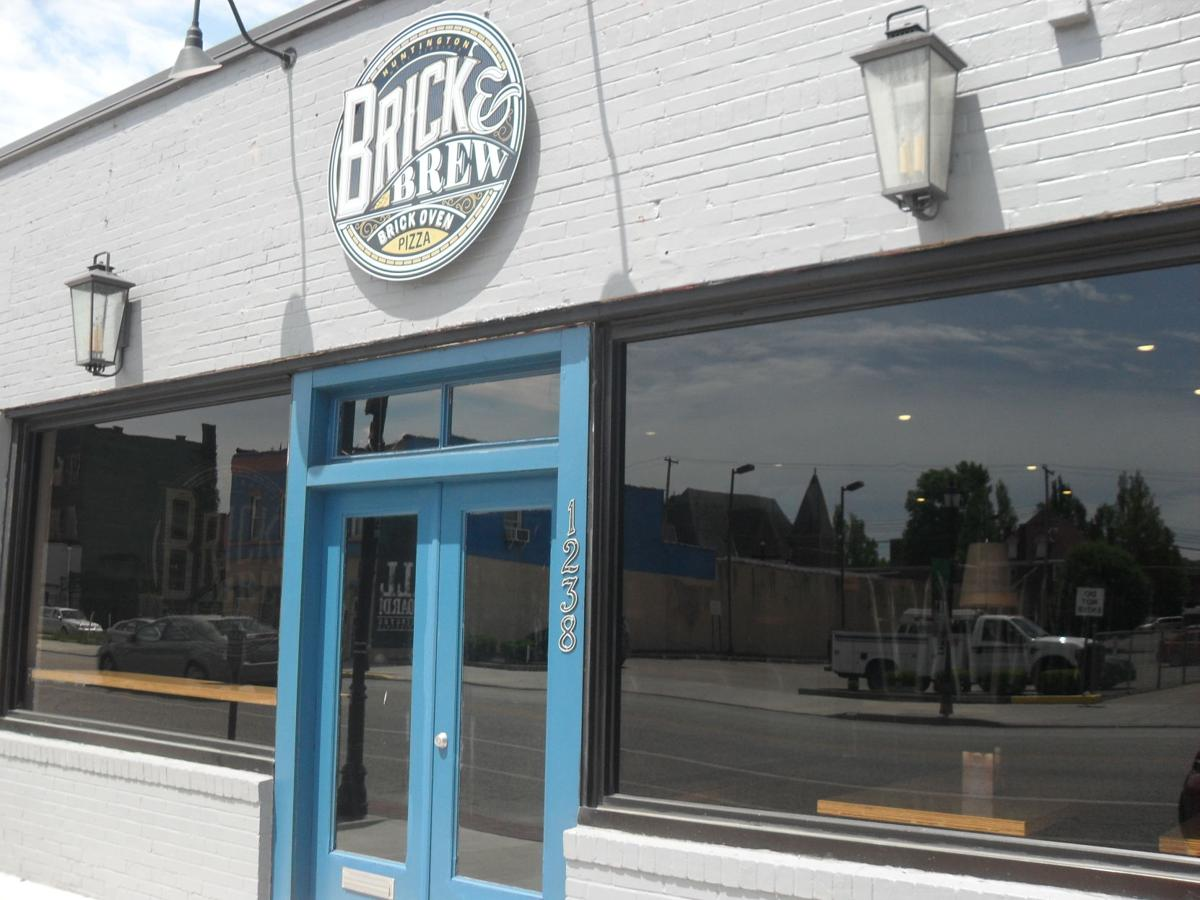 brick and brew a new option for pizza fans dining guide herald