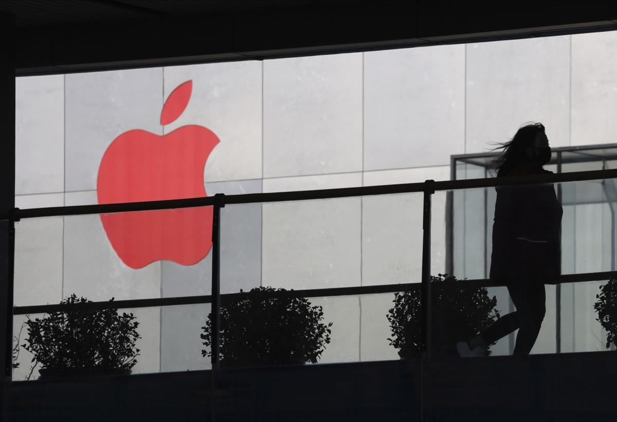 Apple China Outbreak