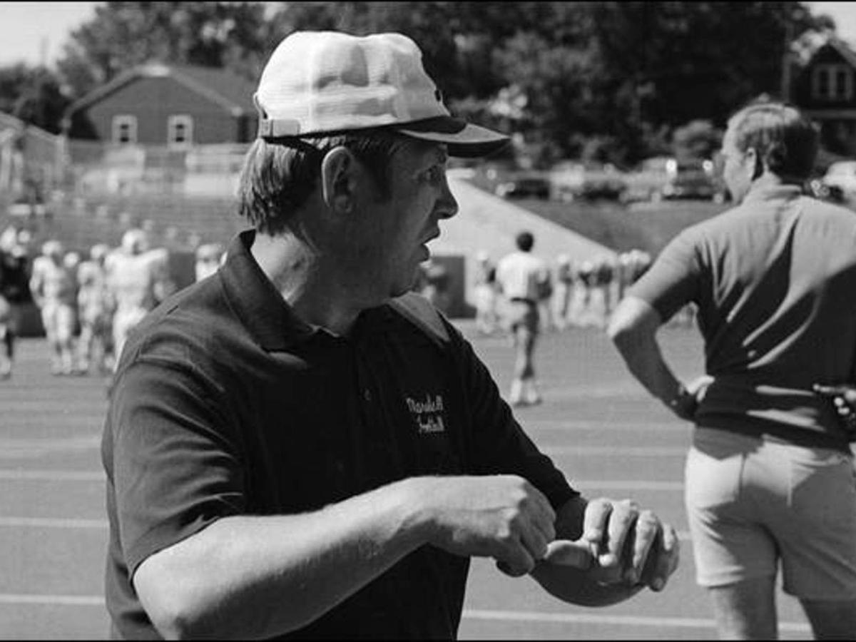 Gallery: Young Thundering Herd practice, Aug. 24, 1971