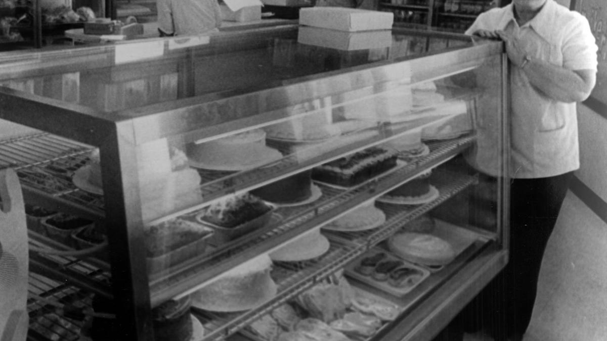 Lost Huntington: Price's Bakery