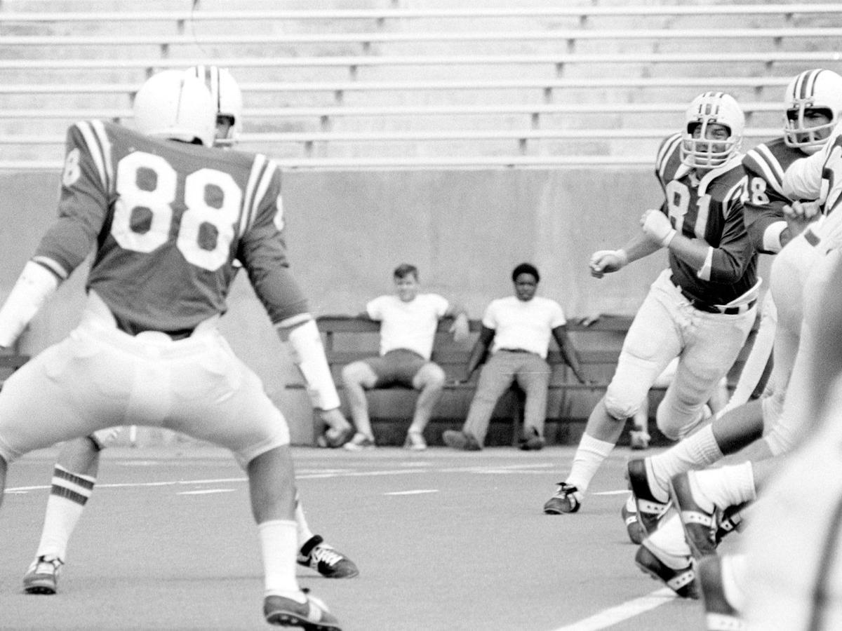 Gallery: Young Thundering Herd practices, August-September 1971