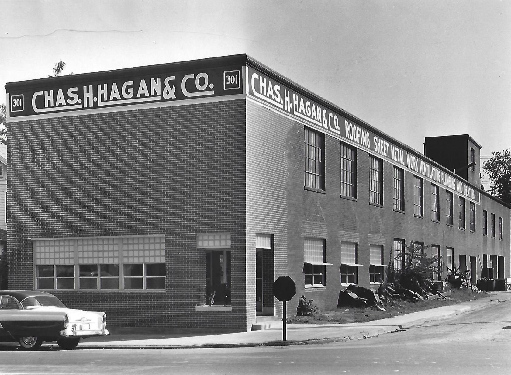 Lost Huntington: Charles H. Hagan & Co.