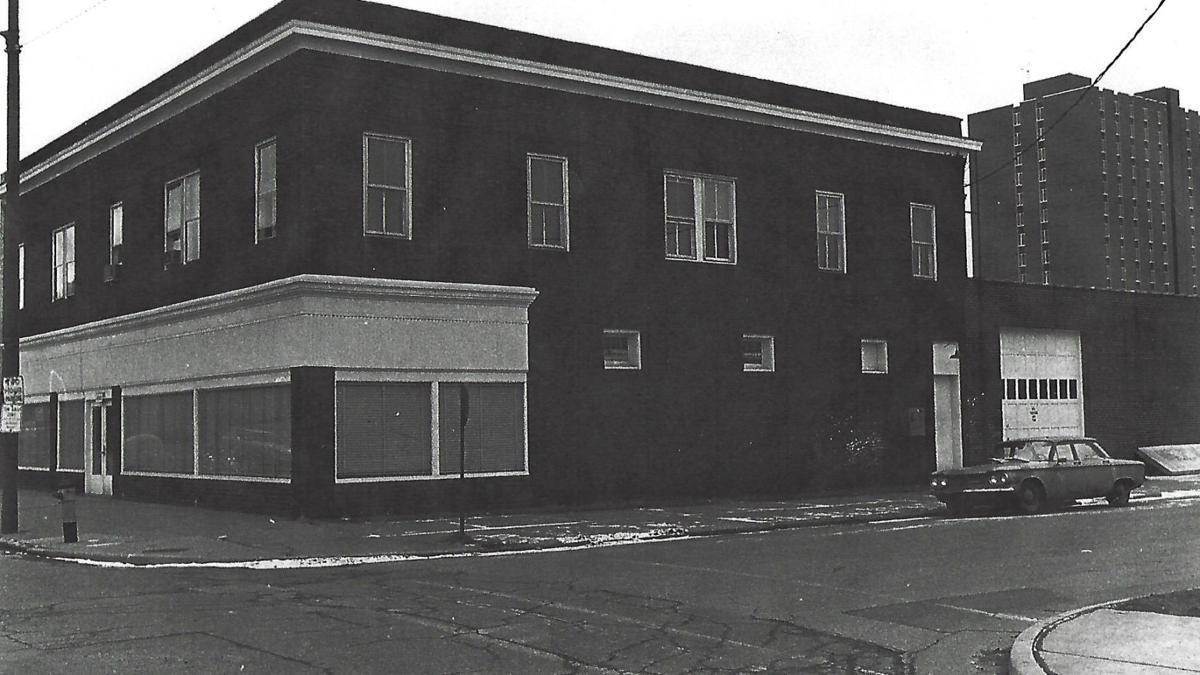 Lost Huntington: Old Engineering Building