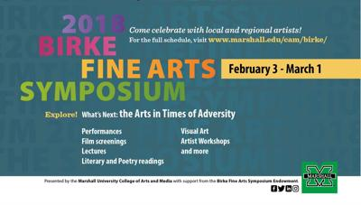 Birke Fine Arts Symposium rolls on with events, tonight and this