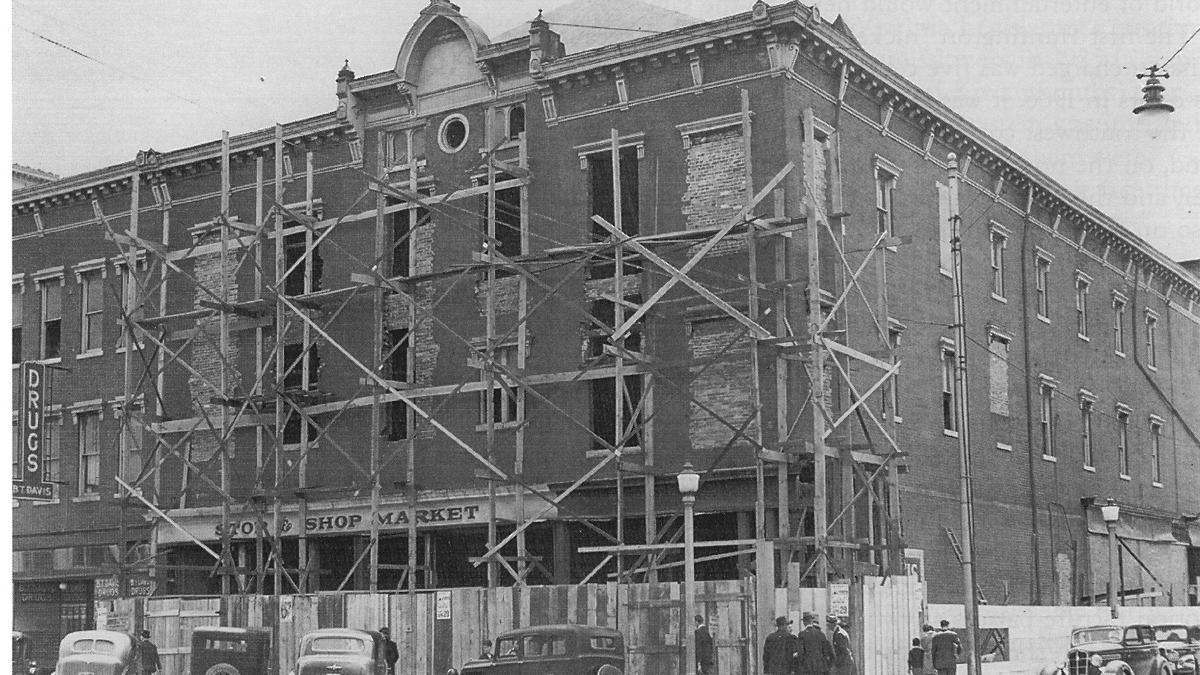 Lost Huntington: Davis Opera House
