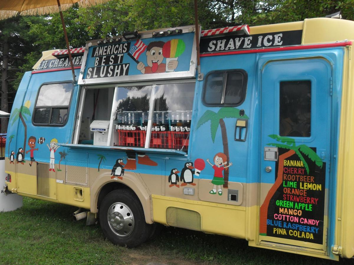 New Lil' Creamer food truck serving up seasonal shaved ice ...