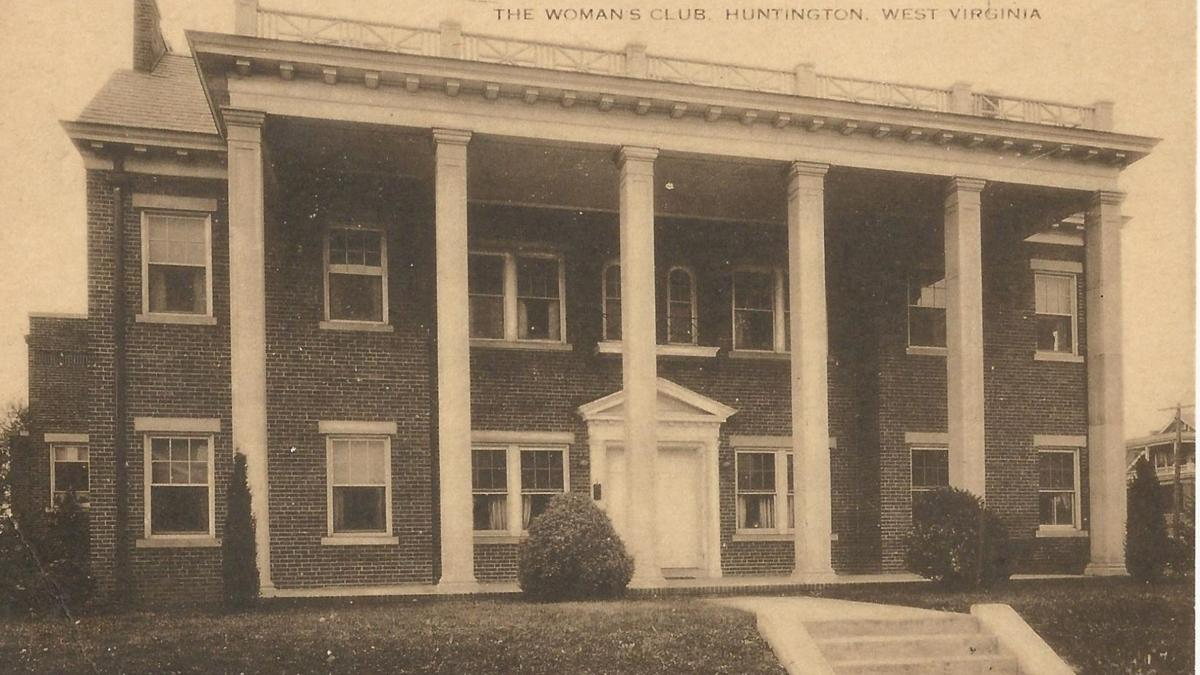 Lost Huntington: Woman's Club of Huntington