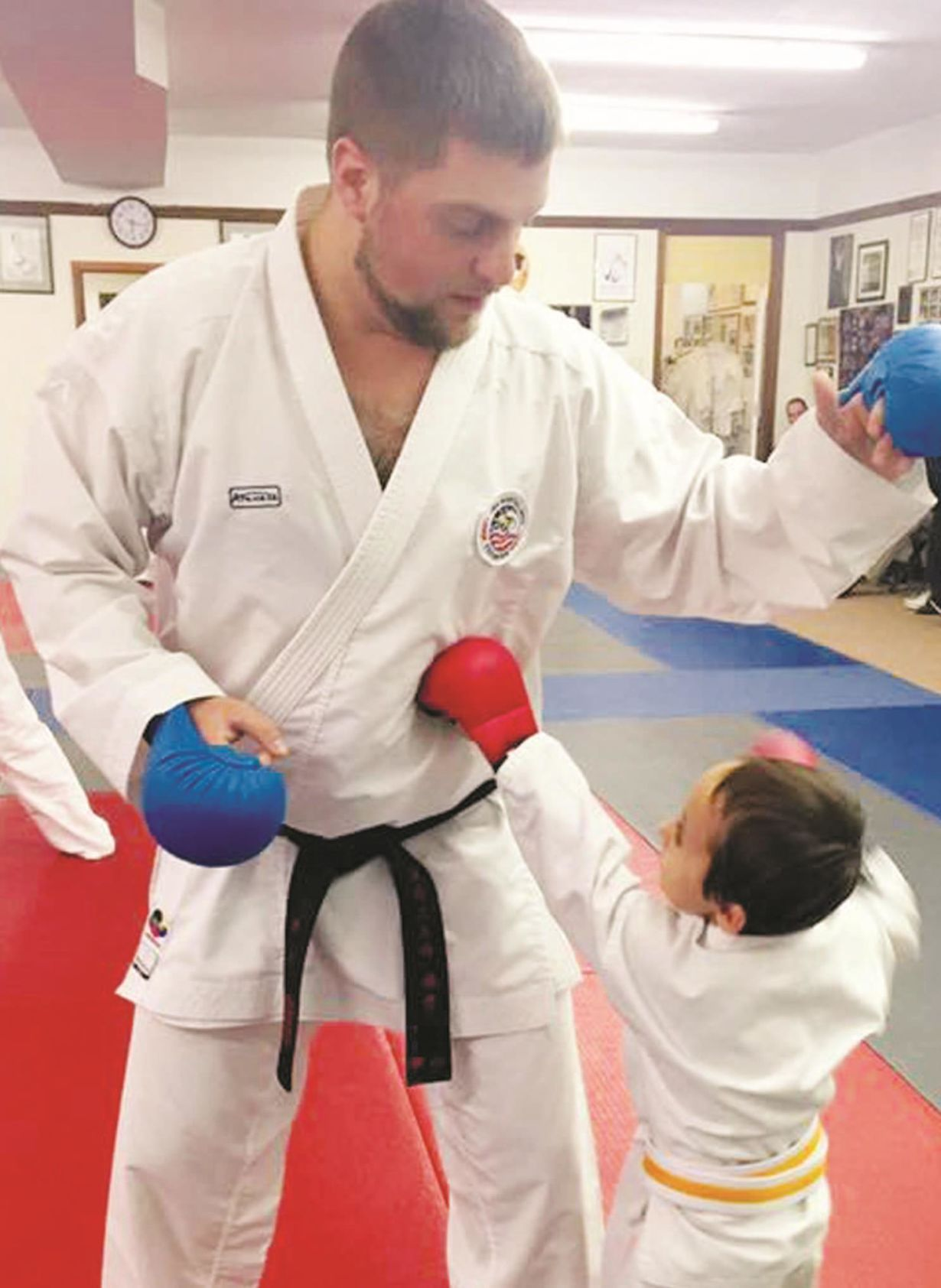 Karate instructor sex abuse ohio