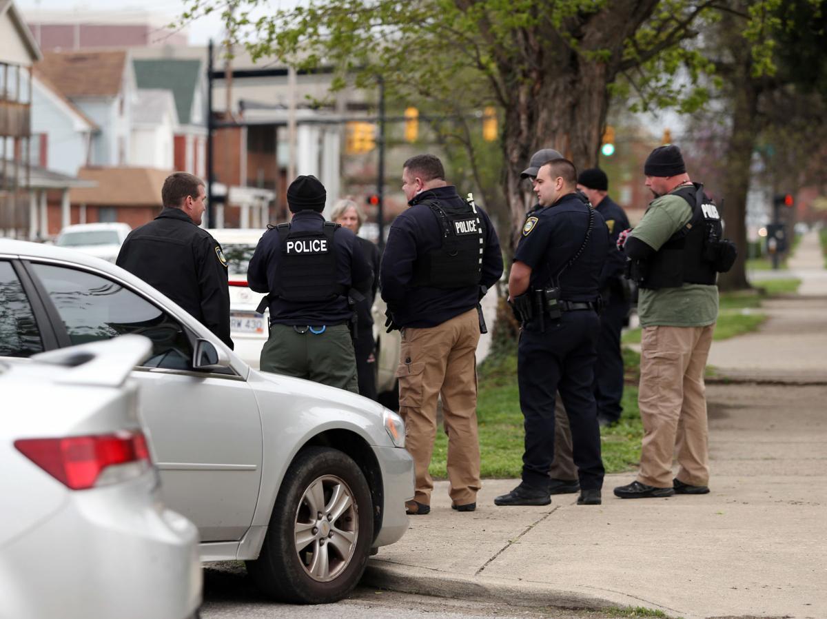 Hundreds of officers sweep Huntington in massive drug takedown