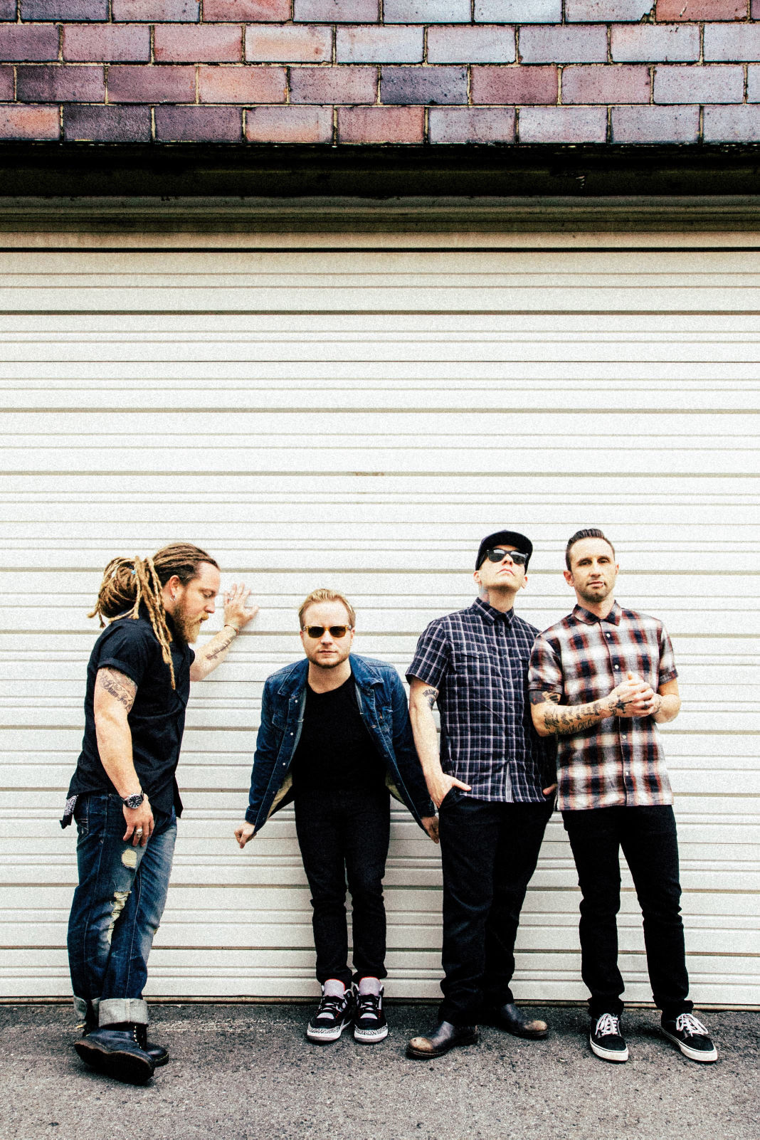 Shinedown Breaking Benjamin Sevendust Bring Hard Rock To Arena