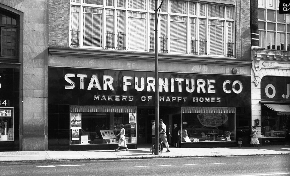 Lost Huntington: Star Furniture Company