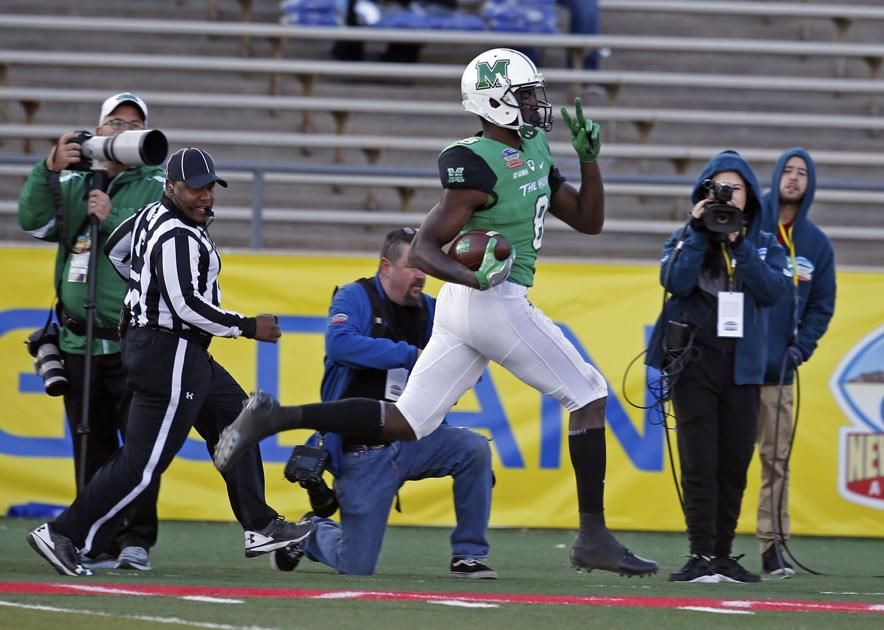 MU football notebook: Herd OK with depleted WR corps