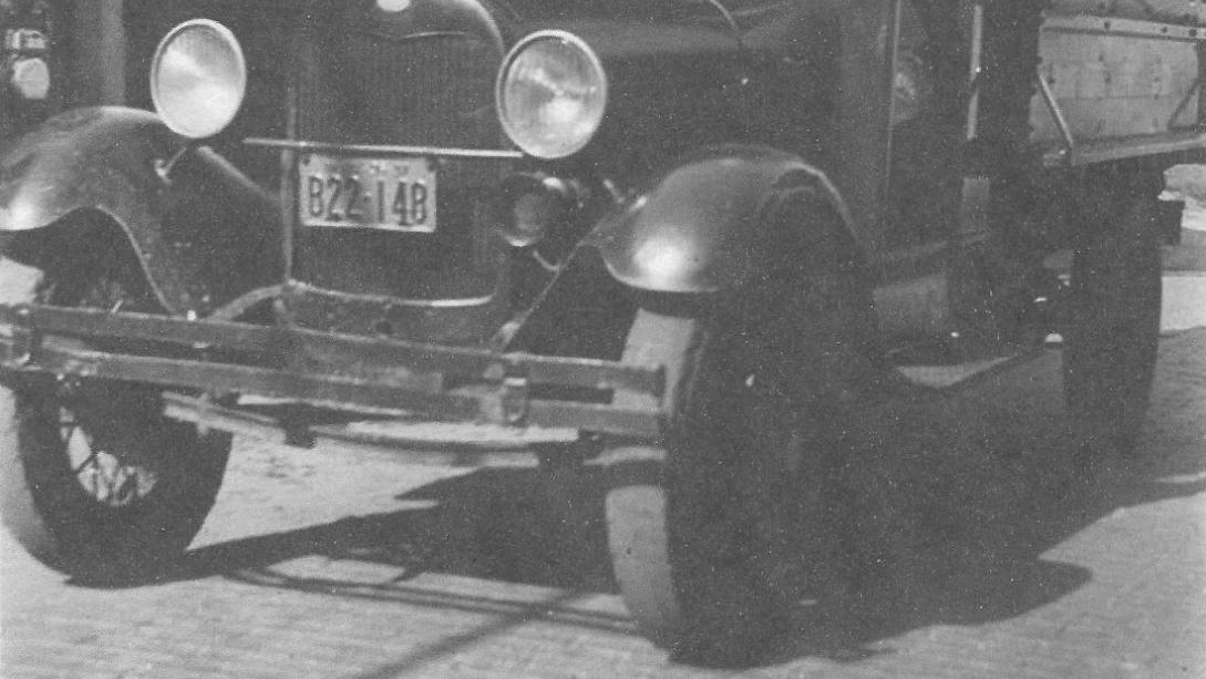 Lost Huntington: Railway Express Agency