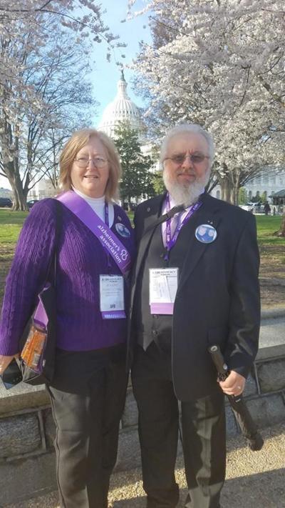 Alzheimer's AIM Advocacy Day Team Caldwell.jpg