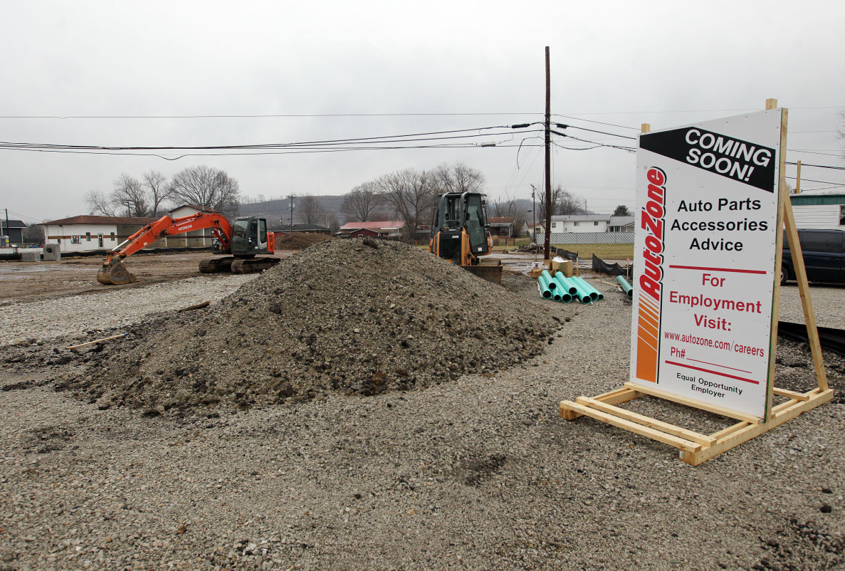 Business Beat: AutoZone building store in Proctorville, Ohio