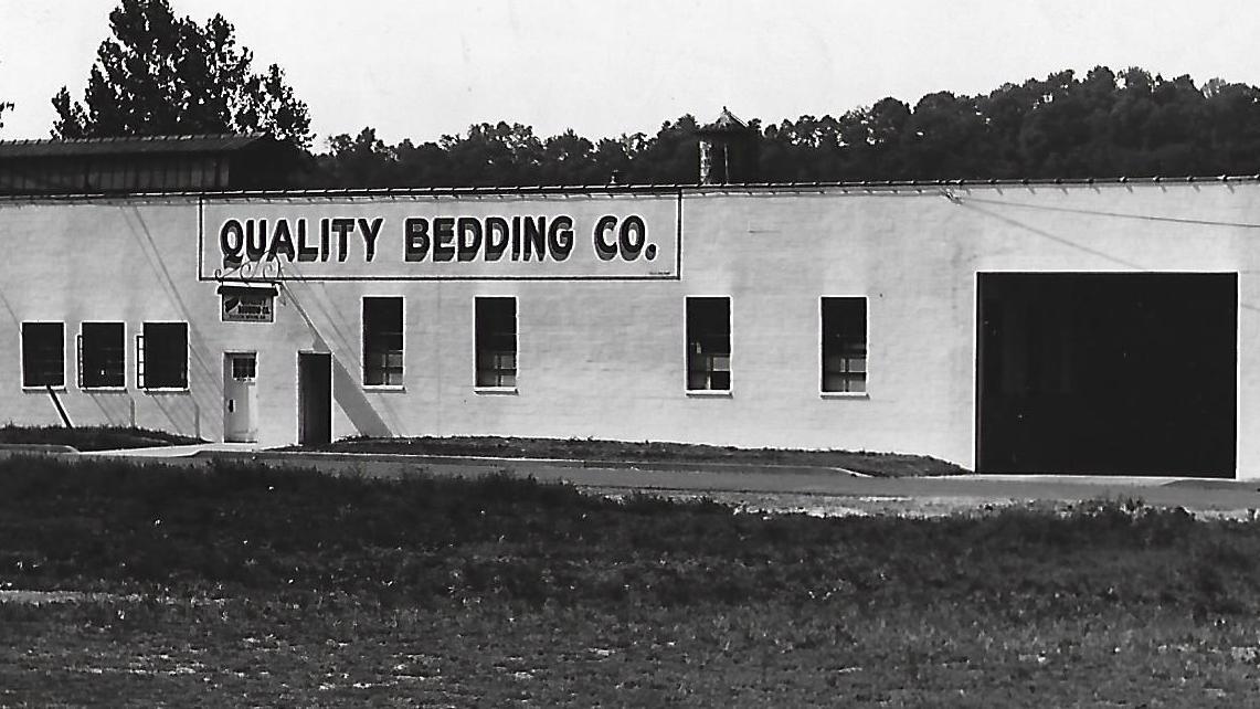 Lost Huntington: Quality Bedding Co.