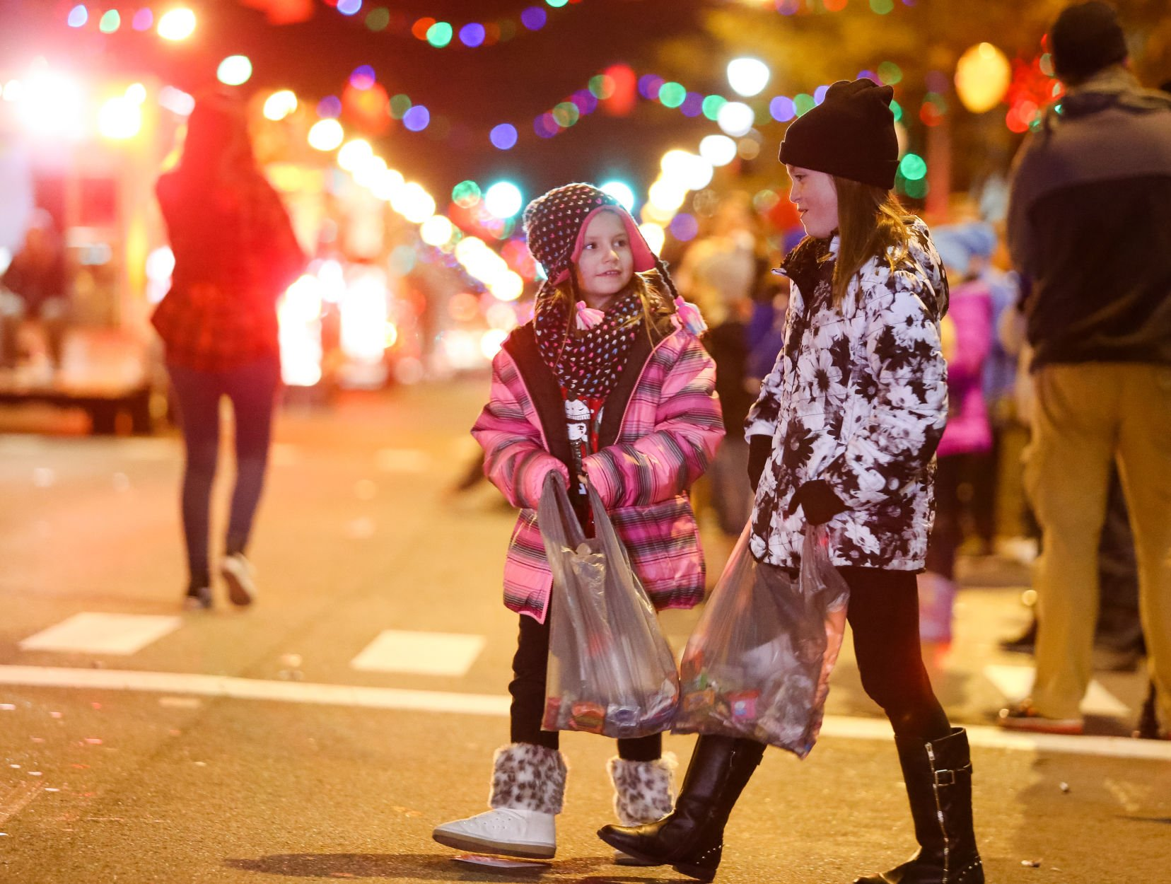 Christmas parade lights up the night in Ashland | News | herald ...