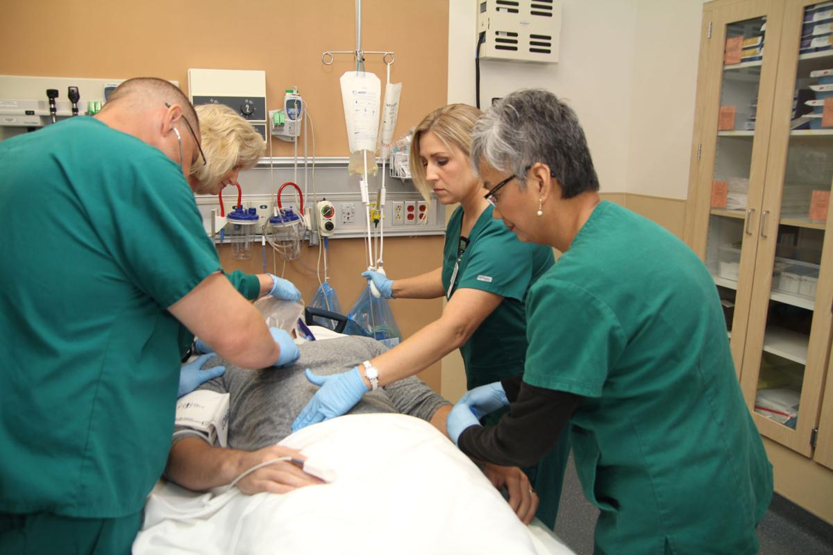 Fred Pace Cabell Huntington Hospital Earns Chest Pain