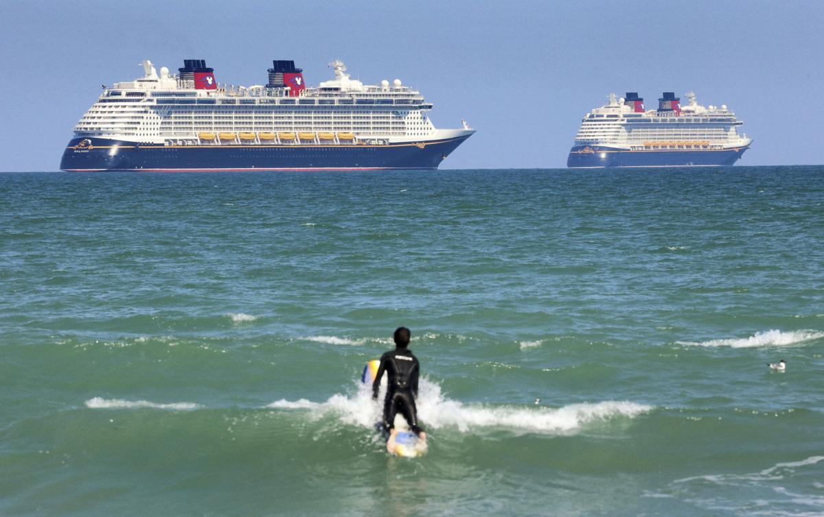 Florida Disney Cruise Ships