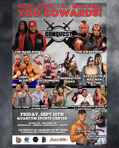 Pro Wrestling Conquest