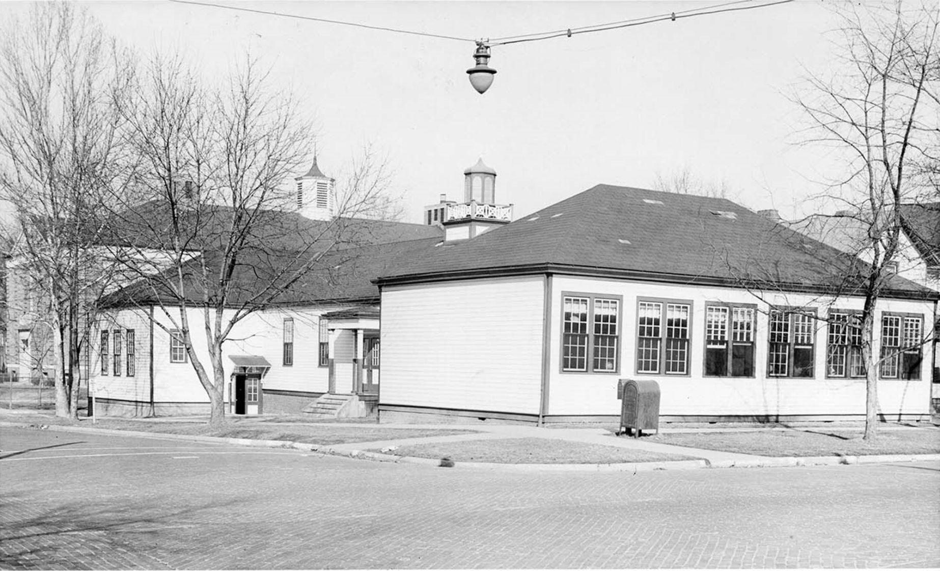 Lost Huntington: Marshall Lab School